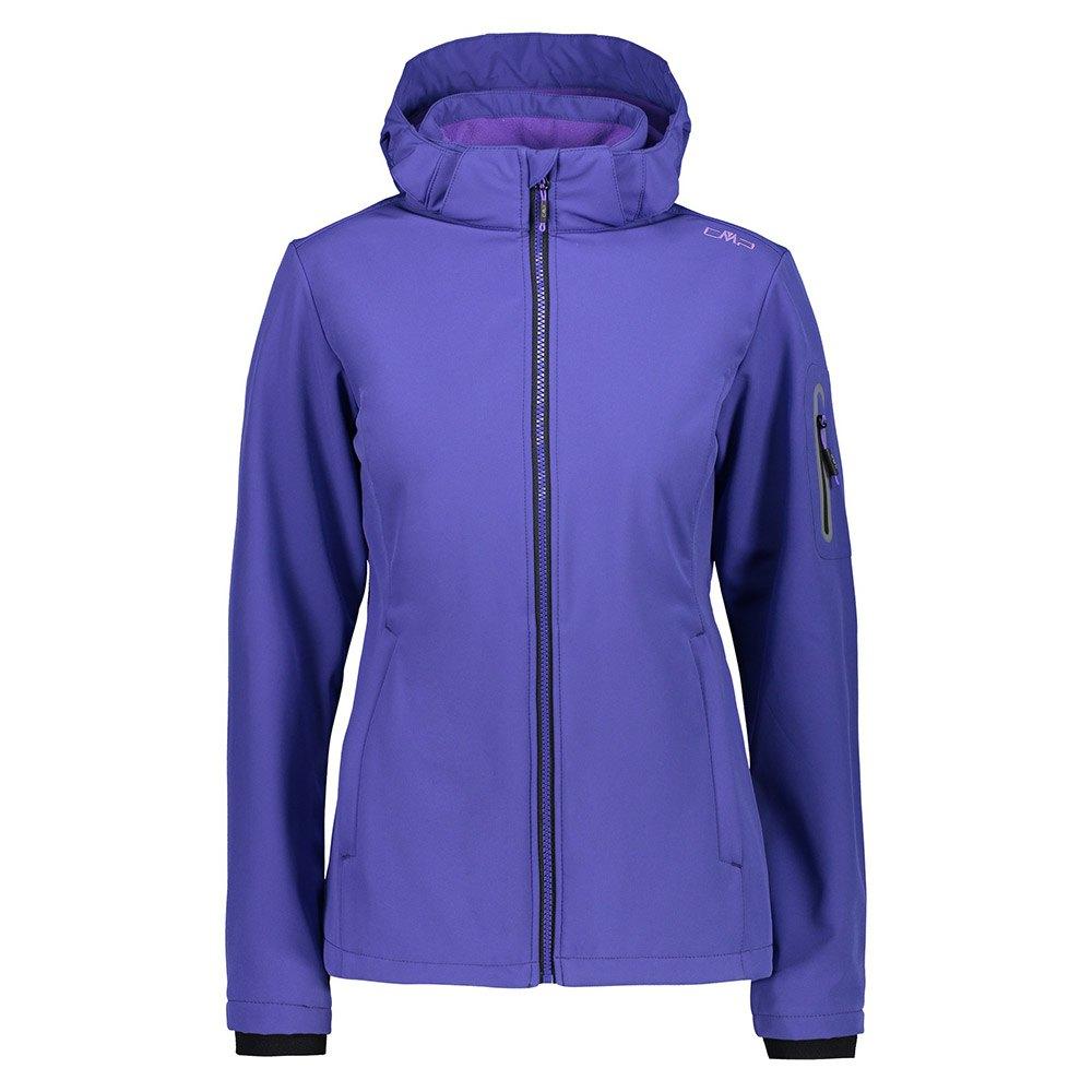 Cmp Zip Hood Jacket XXL Lapis