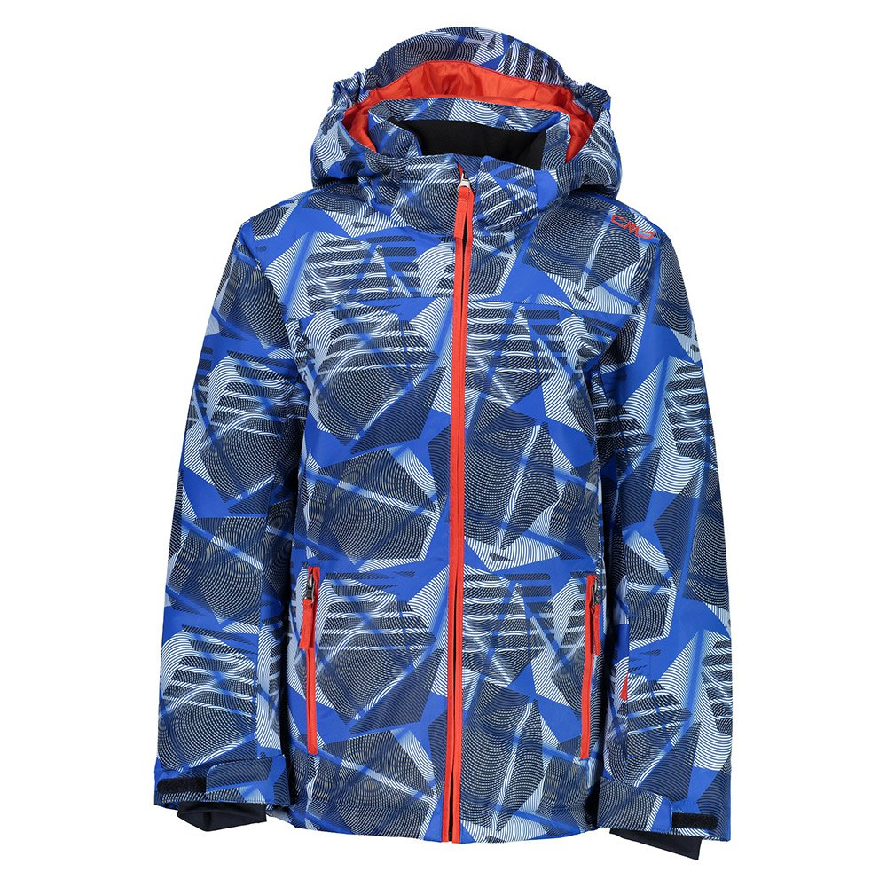 cmp-boy-jacket-snaps-hood-4-years-royal-bright-blue-white