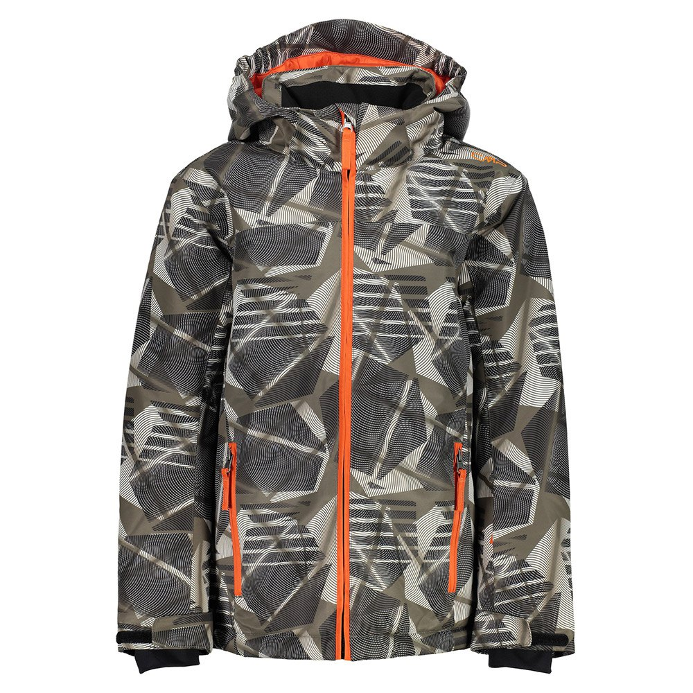 cmp-boy-jacket-snaps-hood-4-years-peat-anthracite-white