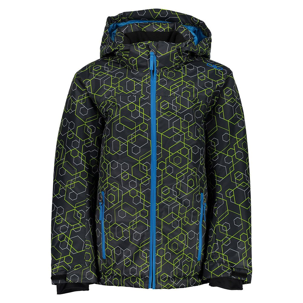 cmp-boy-jacket-snaps-hood-4-years-anthracite-lime-green-white