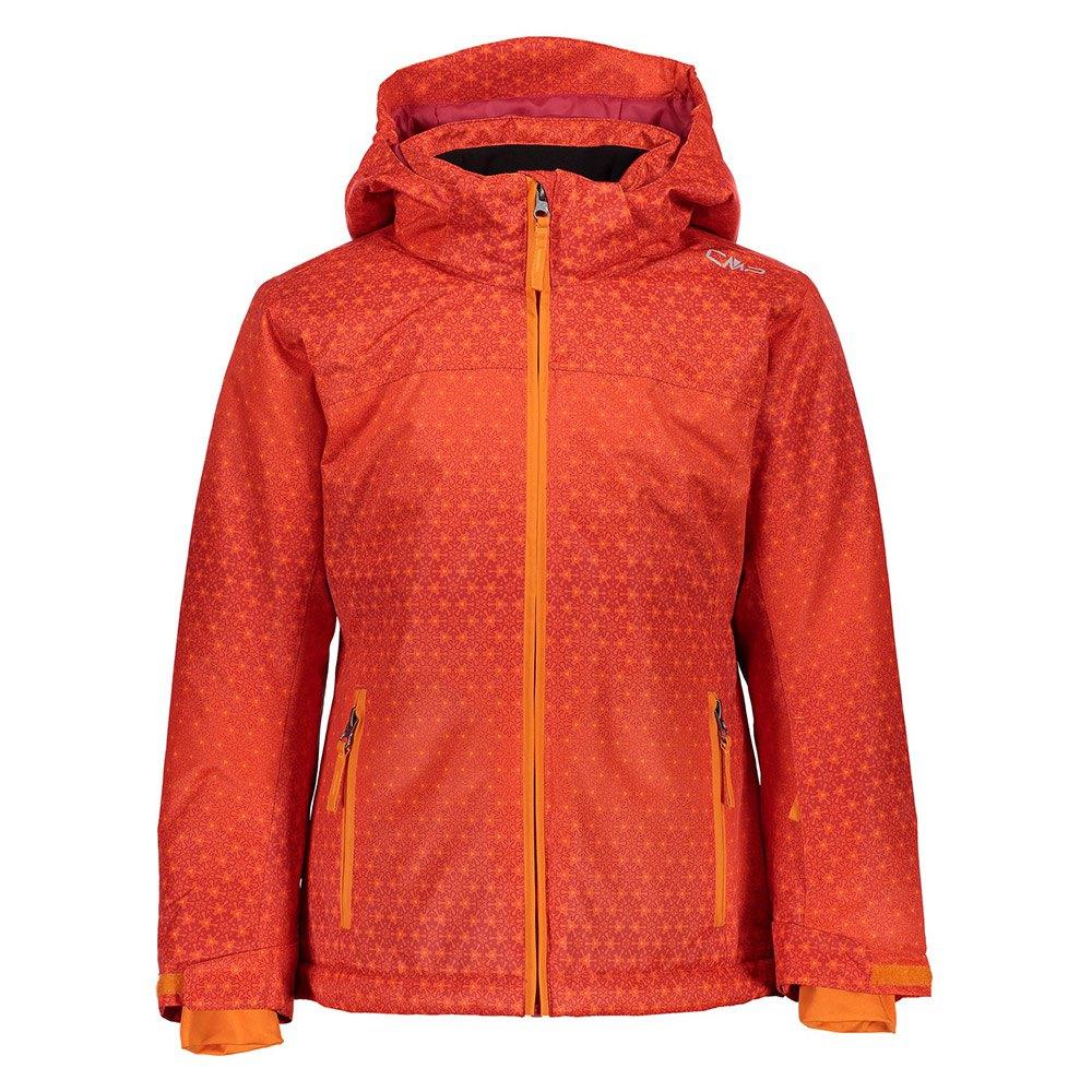 cmp-girl-jacket-snaps-hood-4-years-bitter-granita-orange