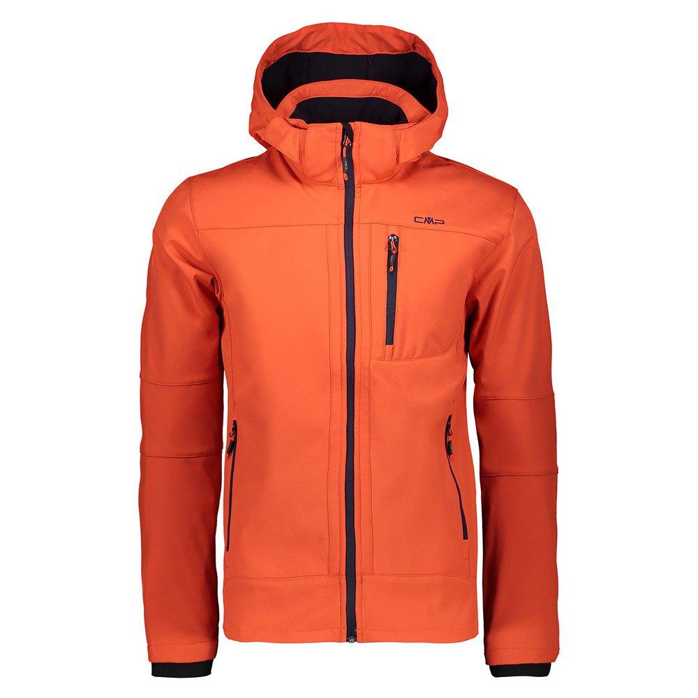 Cmp Zip Hood Jacket XXL Tango