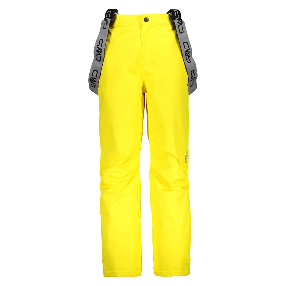 cmp-kid-salopette-4-years-yellow