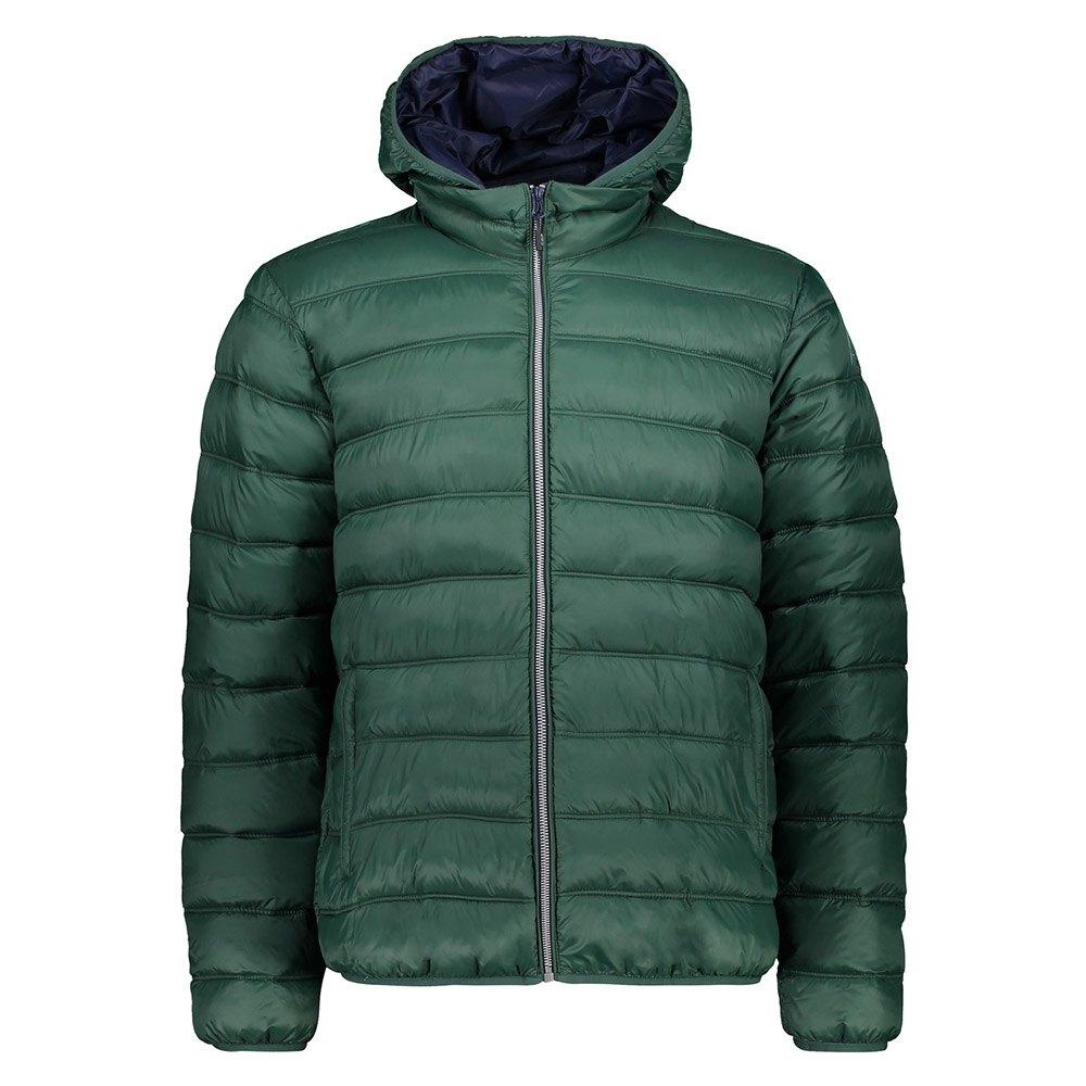 Cmp Zip Hood Jacket XXL Pine