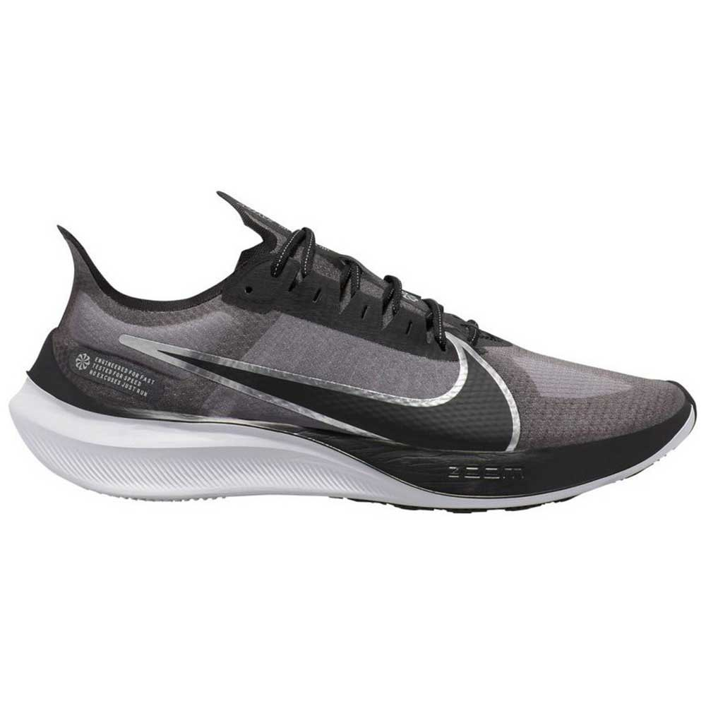 Nike Zoom Gravity EU 46 Black / Metallic Silver / Wolf Grey / White