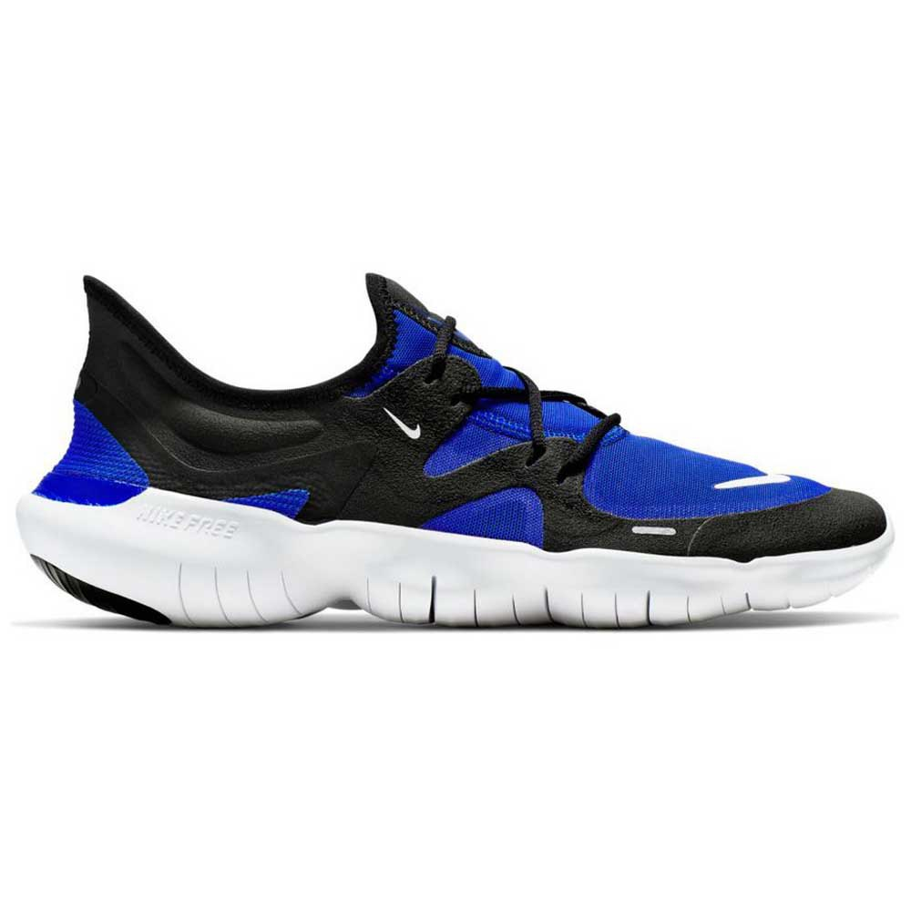 Nike Free Rn 5.0 EU 44 1/2 Racer Blue / Black / White