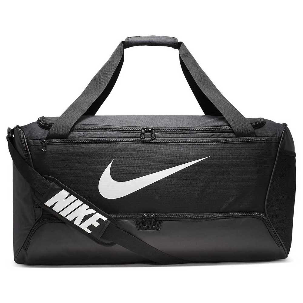 Nike Brasilia Duffle L 9.0 95l One Size Black / Black / White