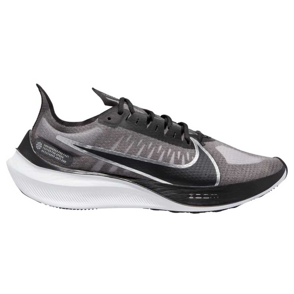 Nike Zoom Gravity EU 38 Black / Metallic Silver / Wolf Grey / White