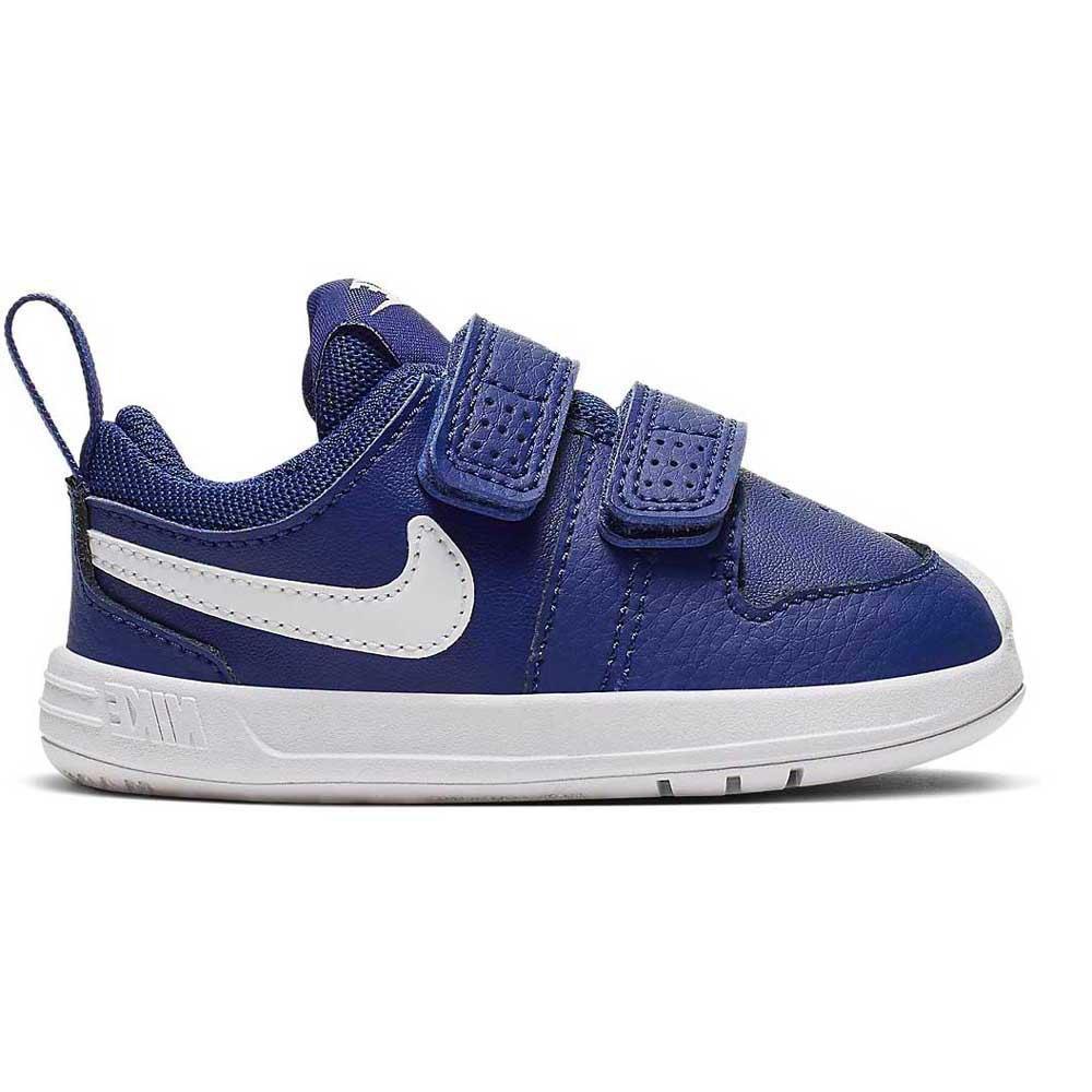 Nike Pico 5 Tdv EU 18 1/2 Deep Royal Blue / White