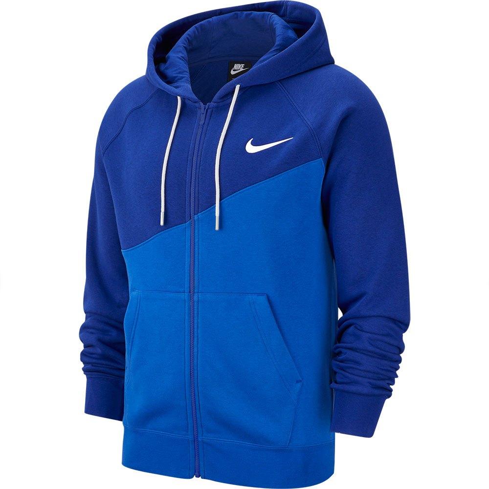 Nike Sportswear Swoosh Bb L Game Royal / Deep Royal Blue / White