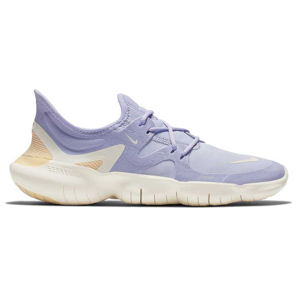Nike Free Rn 5.0 EU 38 1/2 Purple Agate / Pale Ivory / Celestial Gold