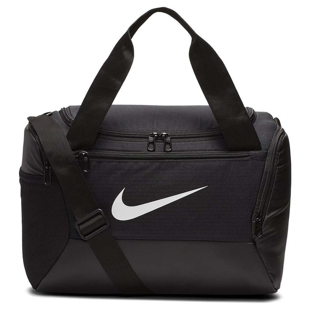 Nike Brasilia Duffle 9.0 Xs 25l One Size Black / Black / White