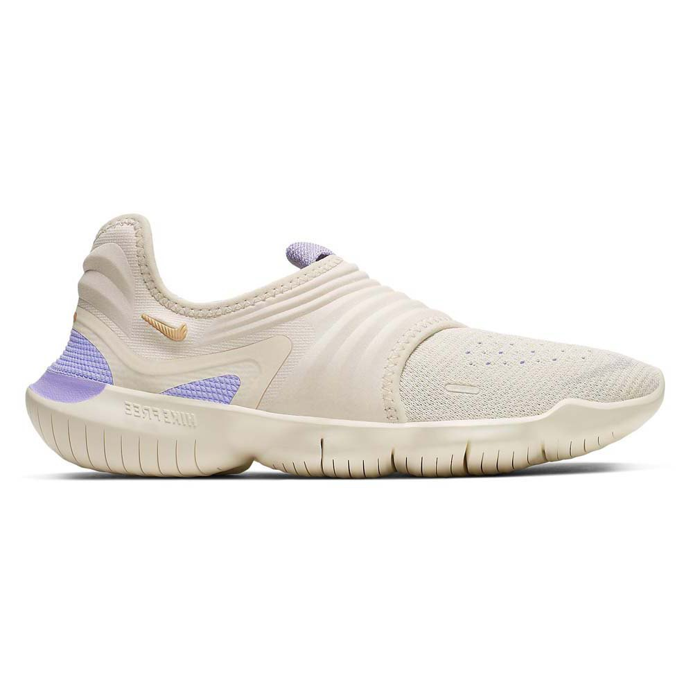 Nike Free Rn Flyknit 3.0 EU 41 Light Cream / Celestial Gold / Purple Agate