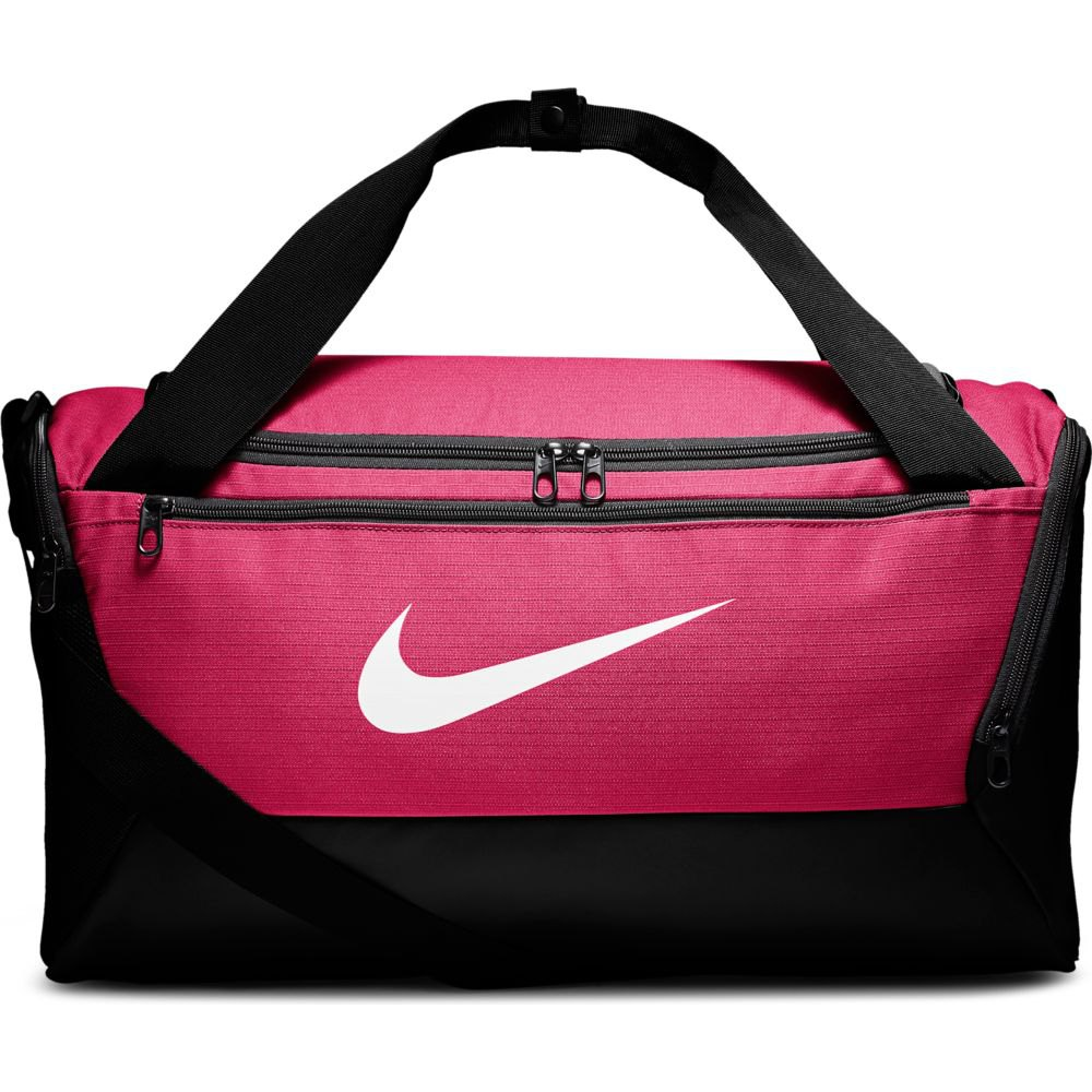 Nike Brasilia Duffle 9.0 S 41l One Size Rush Pink / Black / White