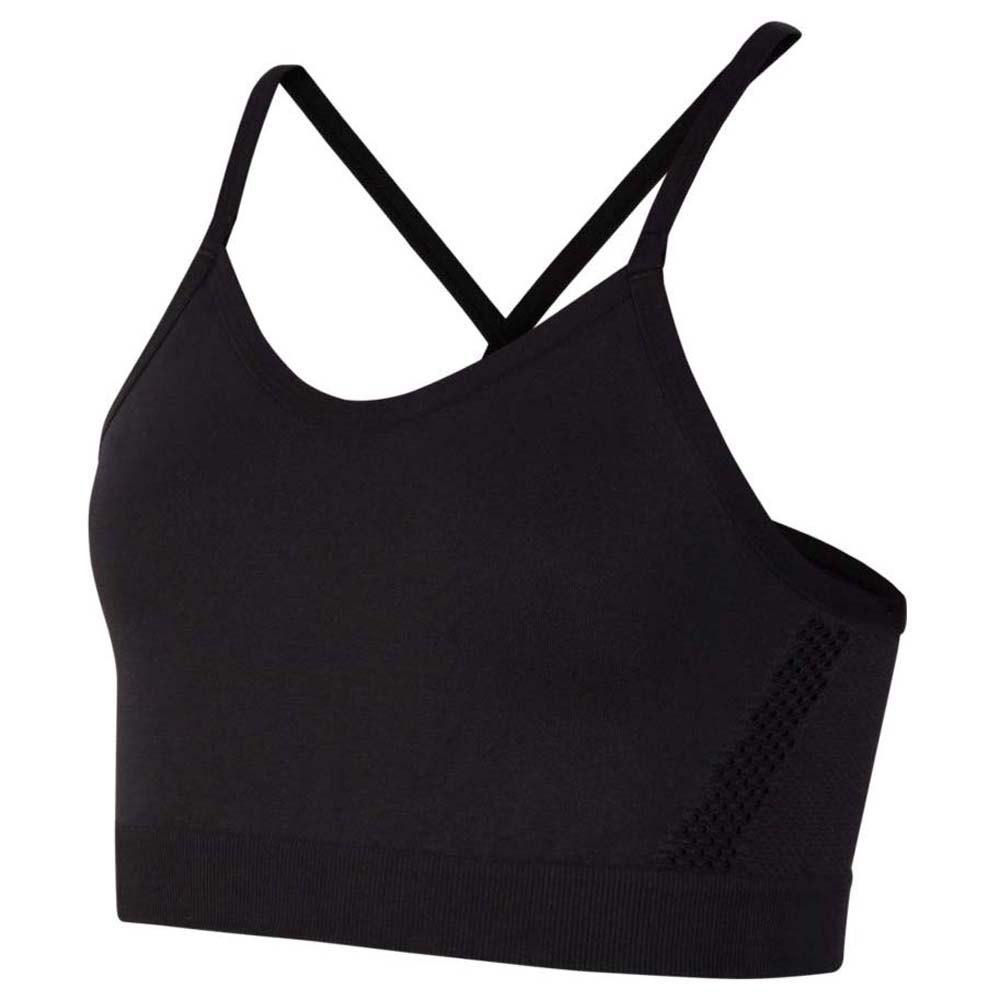 Nike Seamless Dri Fit XS Black / White