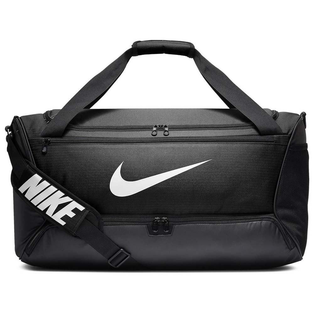 Nike Brasilia Duffle 9.0 M 60l One Size Black / Black / White
