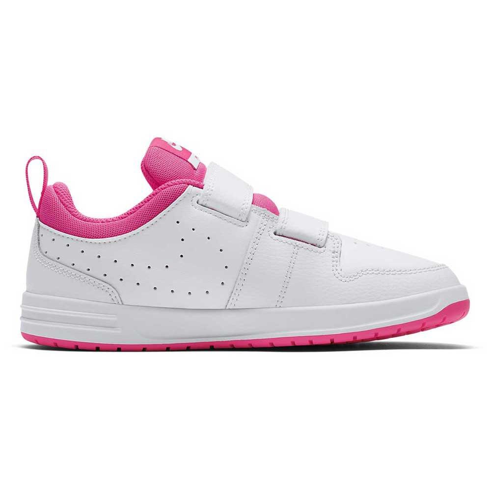 Nike Pico 5 Psv EU 31 1/2 White / Pink Blast