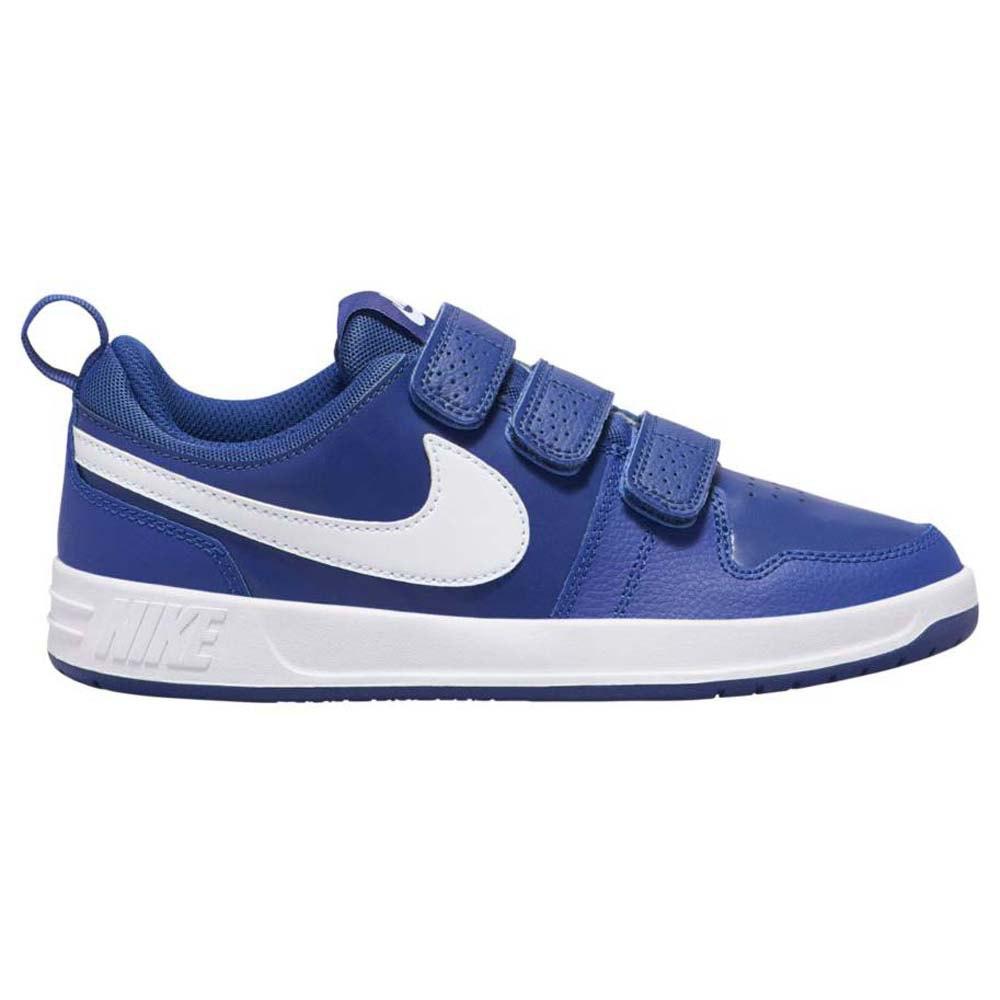 Nike Pico 5 Gs EU 36 Deep Royal Blue / White