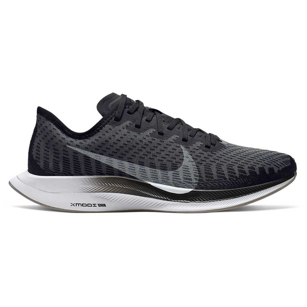 Nike Zoom Pegasus Turbo 2 EU 41 Black / White / Gunsmoke / Atmosphere Grey