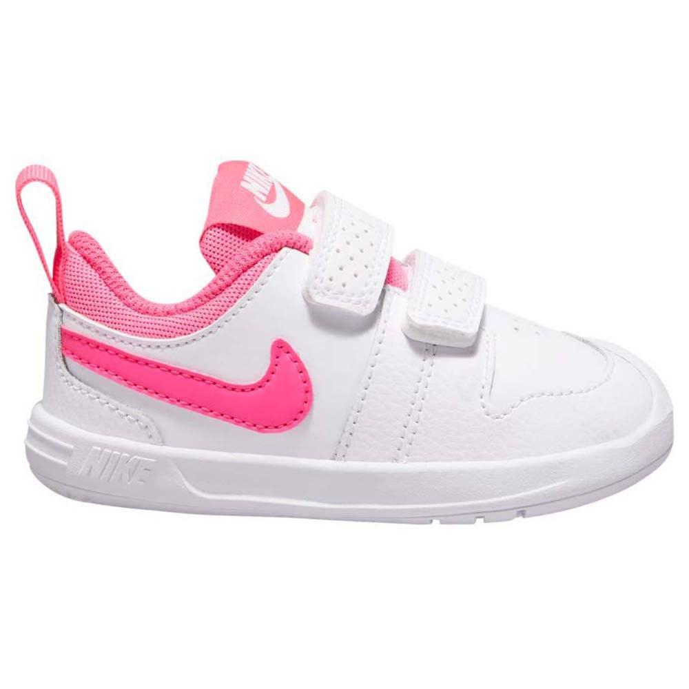Nike Pico 5 Tdv EU 17 White / Pink Blast