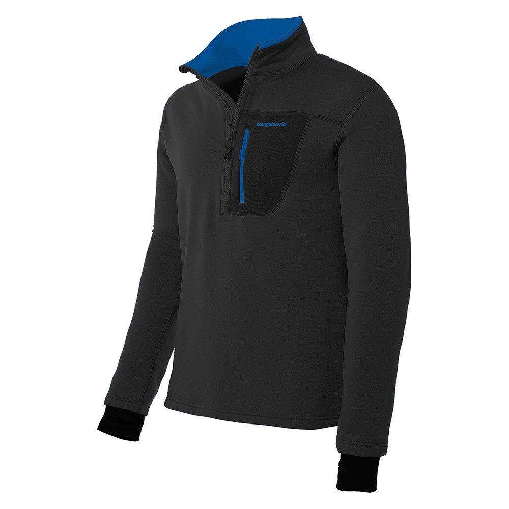 Trangoworld Trx2 Stretch Pro Sweatshirt S Black