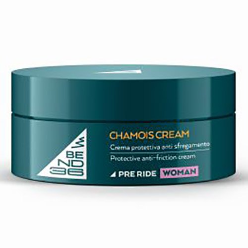Bend36 Crème Chamois Pre-ride Reduces Friction Woman 150 ml Green