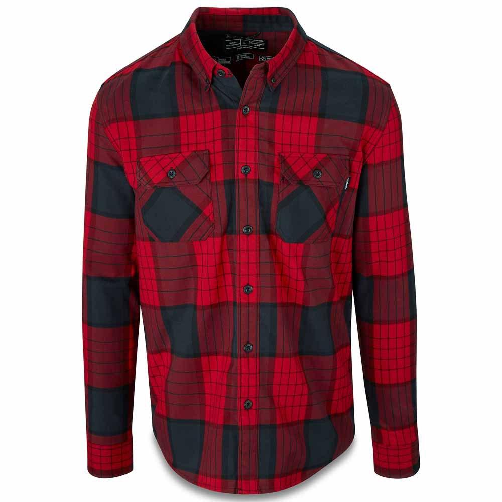 dakine-reid-tech-flannel-s-crimson-red