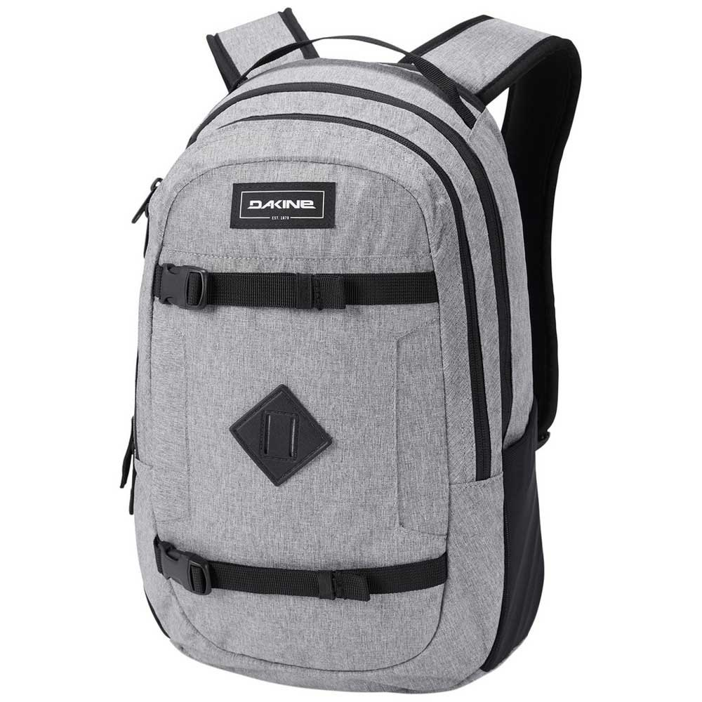 Dakine Urbn Mission Pack 18l One Size Greyscale