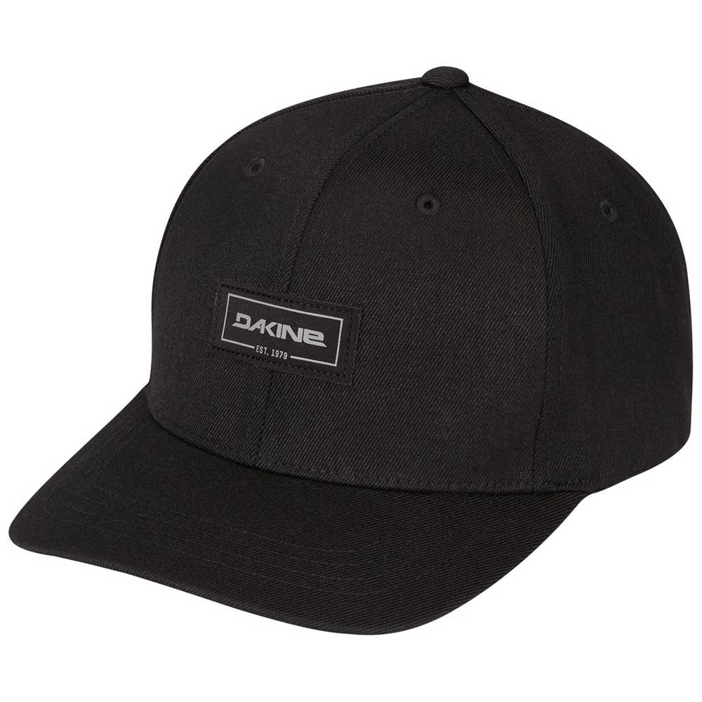 Dakine Mission Rail Ballcap One Size Black