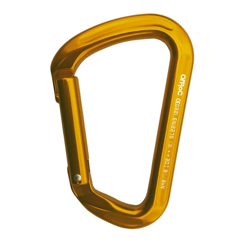 Qi´roc Universal Straight One Size Gold