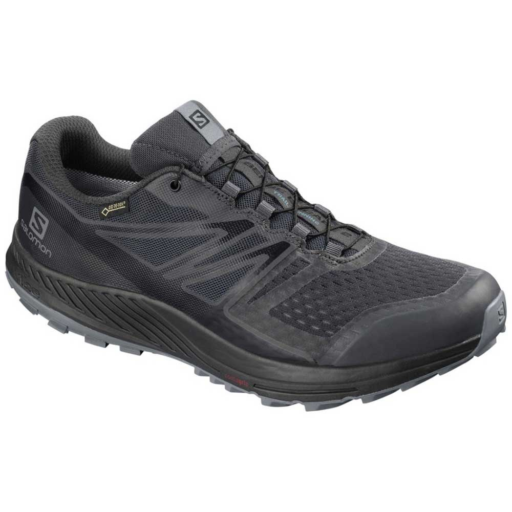 Salomon Sense Escape 2 Goretex EU 46 2/3 Ebony / Black / Monument