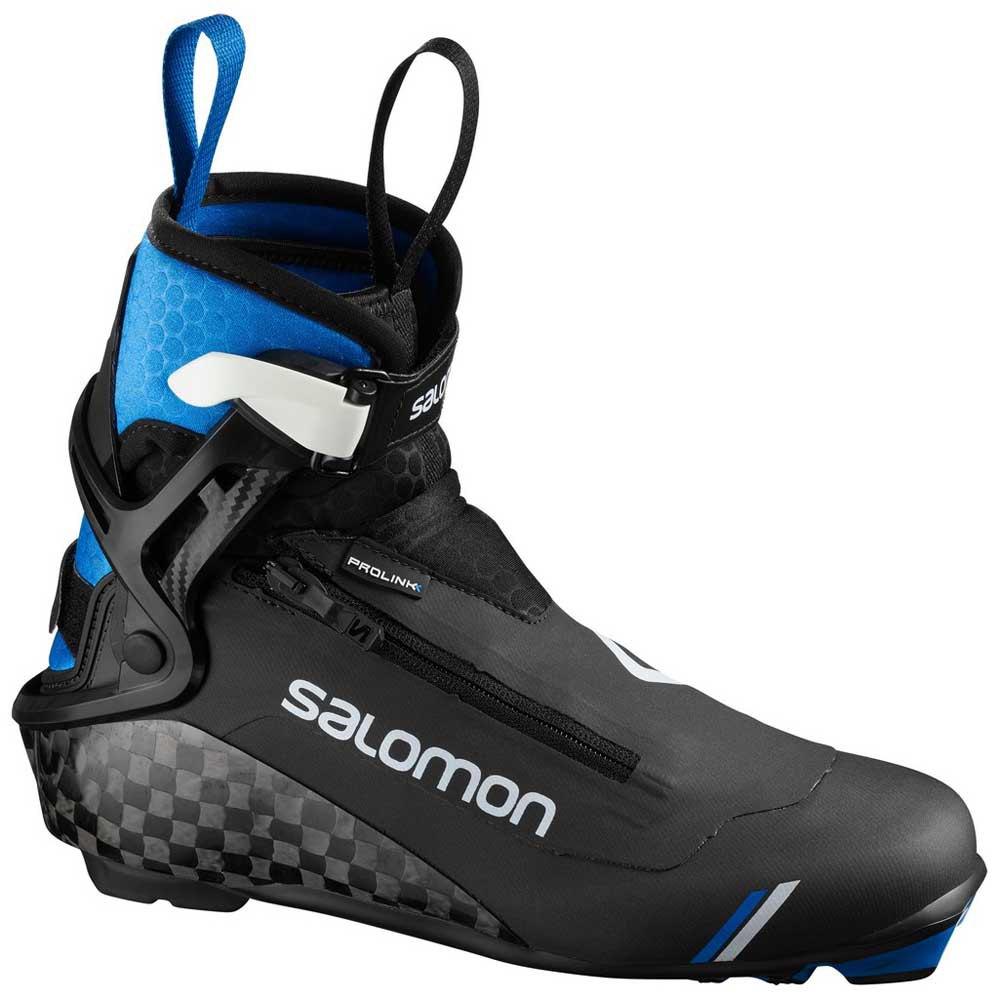 salomon-s-race-pursuit-prolink-eu-46-black-blue