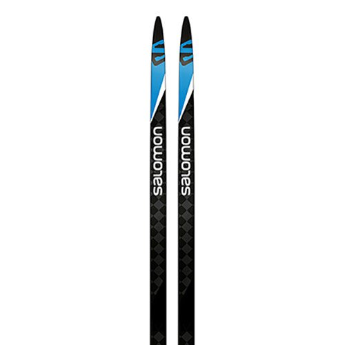 Salomon S/race Carbon Skate X-stiff Nordic Skis 192 Black / Blue