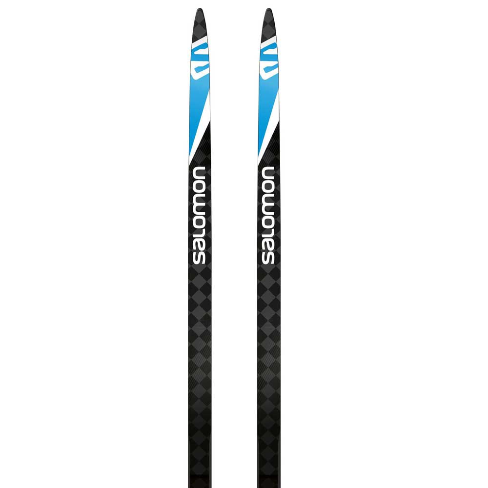 Salomon S/max Carbon Skate X-stiff Nordic Skis 192 Black / Blue
