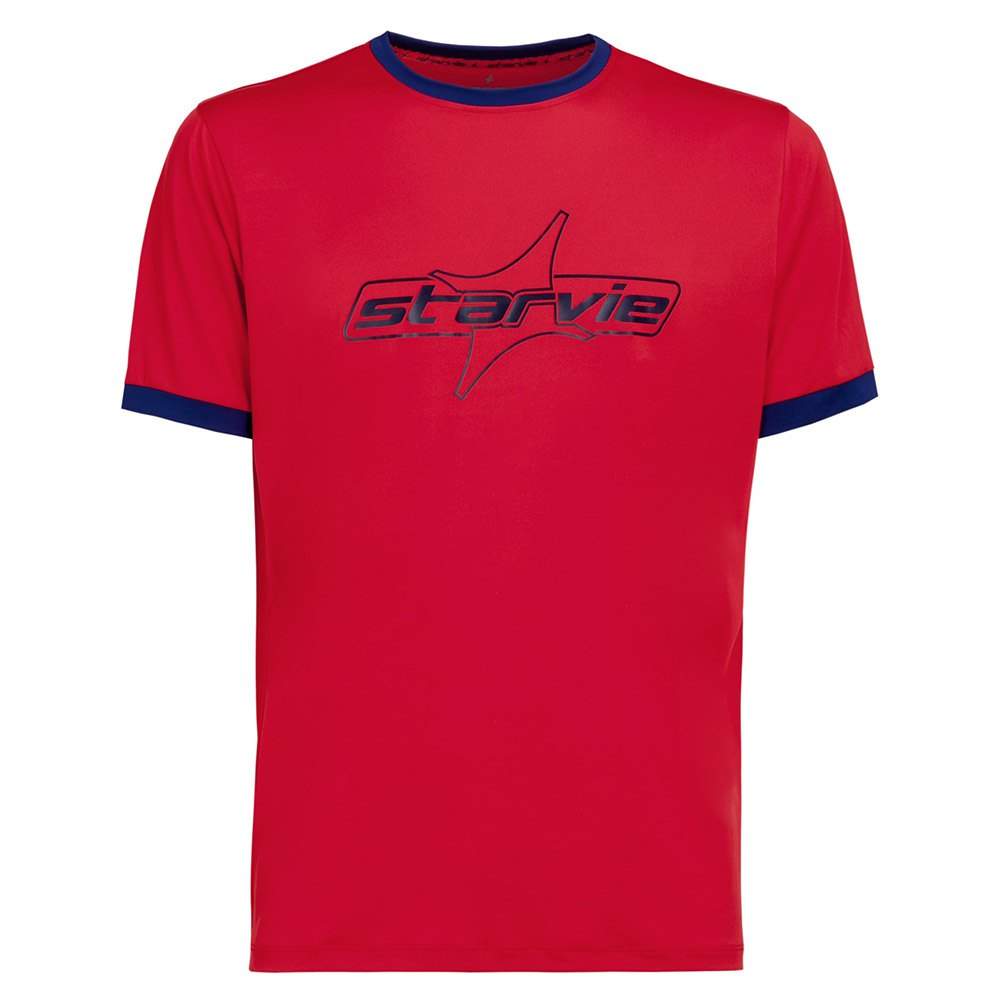 Star Vie Logo XL Red