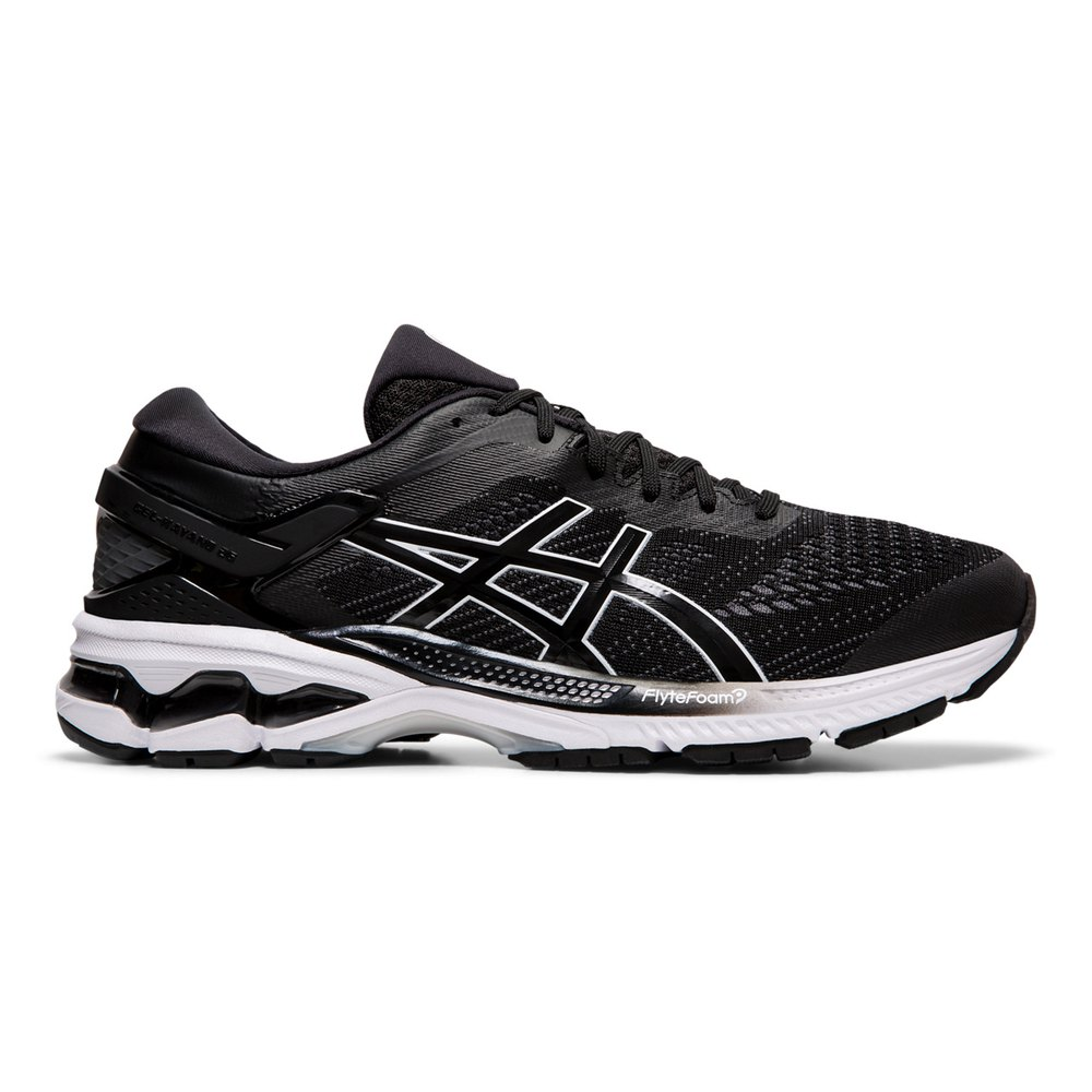Asics Gel Kayano 26 EU 40 Black / White