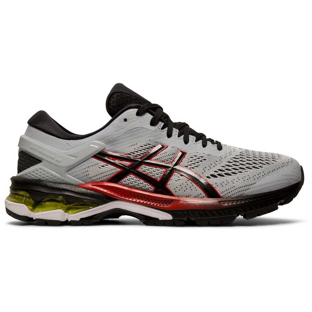 Asics Gel Kayano 26 EU 40 Piedmont Grey / Black
