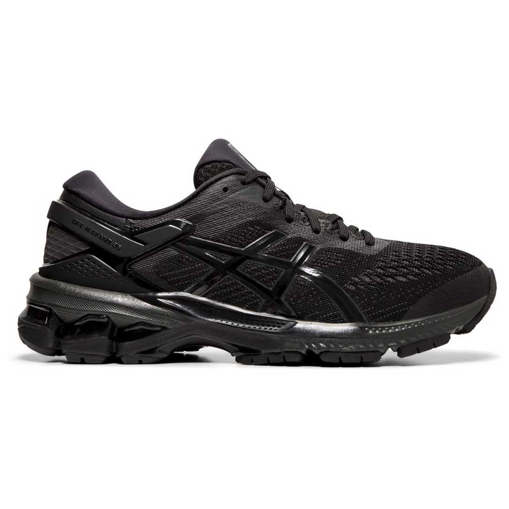 Asics Gel Kayano 26 EU 35 1/2 Black / Black