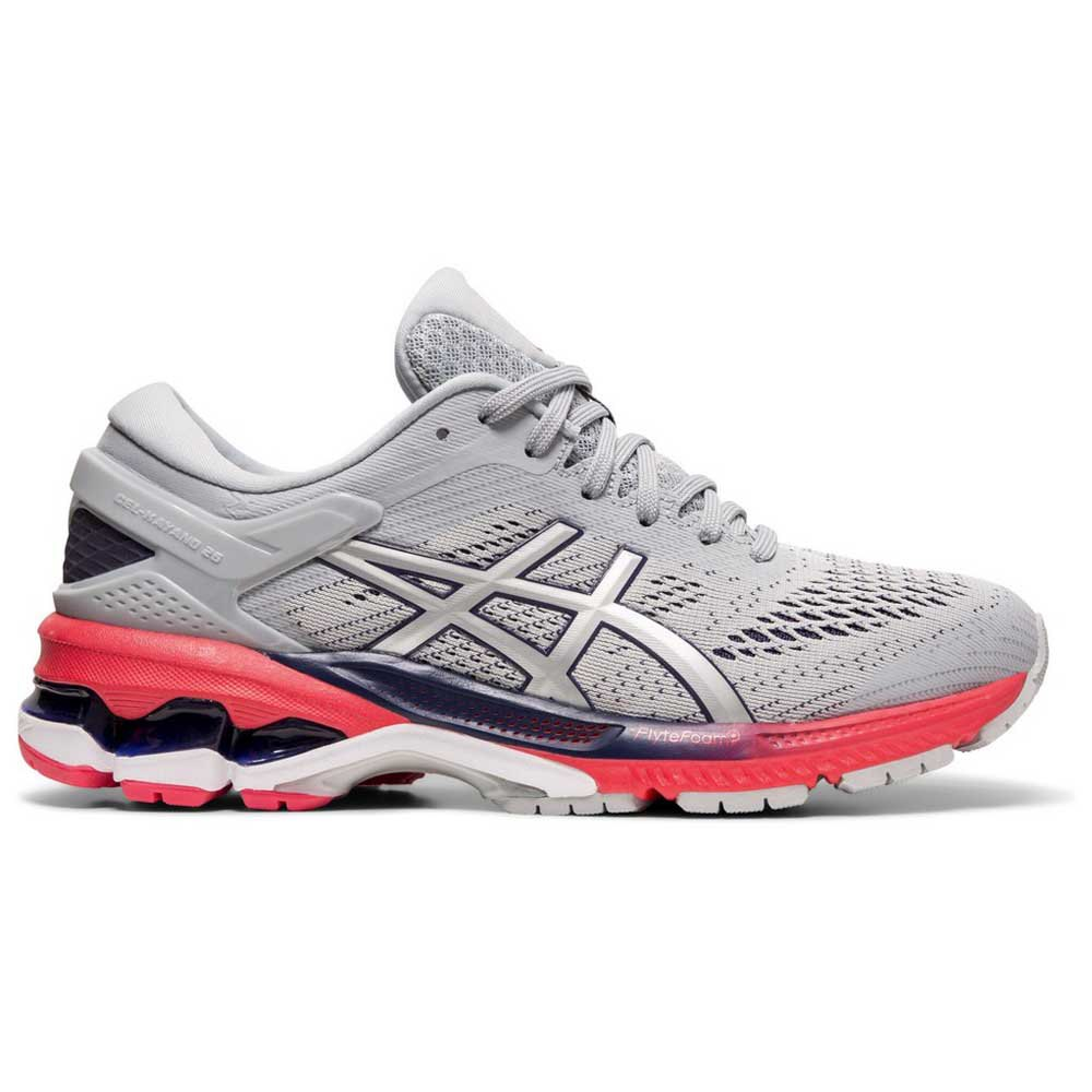 Asics Gel Kayano 26 EU 36 Grey / Pink