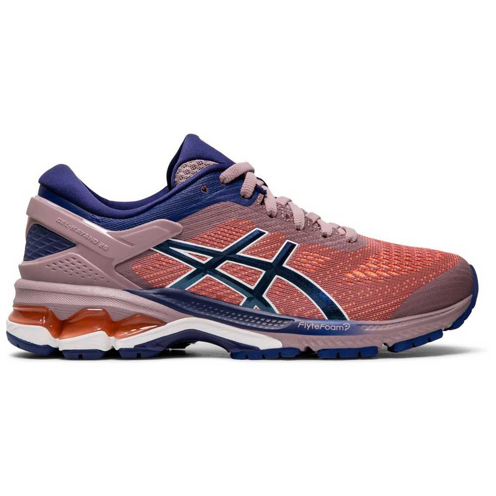 Asics Gel Kayano 26 EU 35 1/2 Violet Blush / Dive Blue