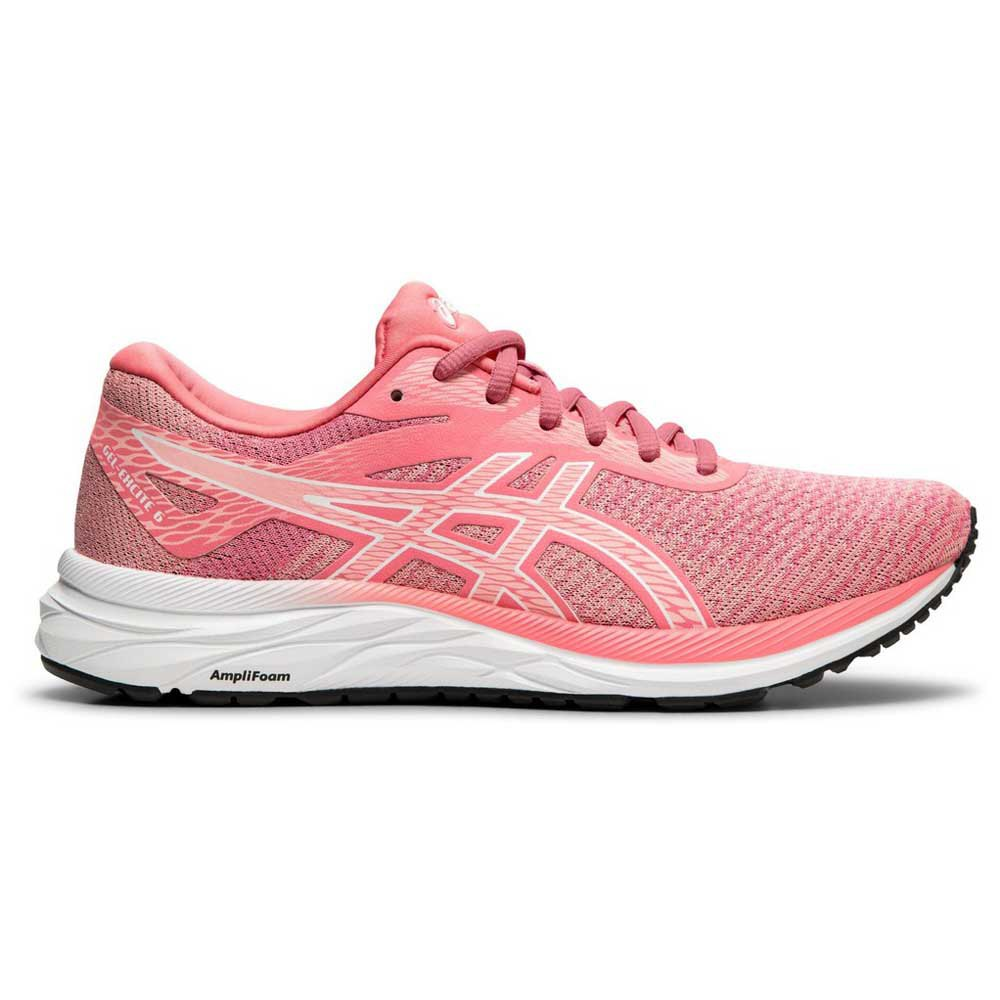 Asics Gel Excite 6 Twist EU 40 1/2 Peach Petal / White