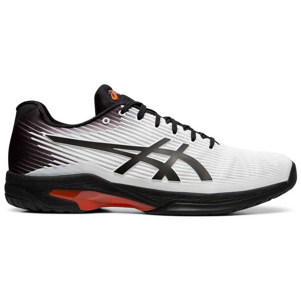 Asics Solution Speed Ff EU 46 1/2 White / Black