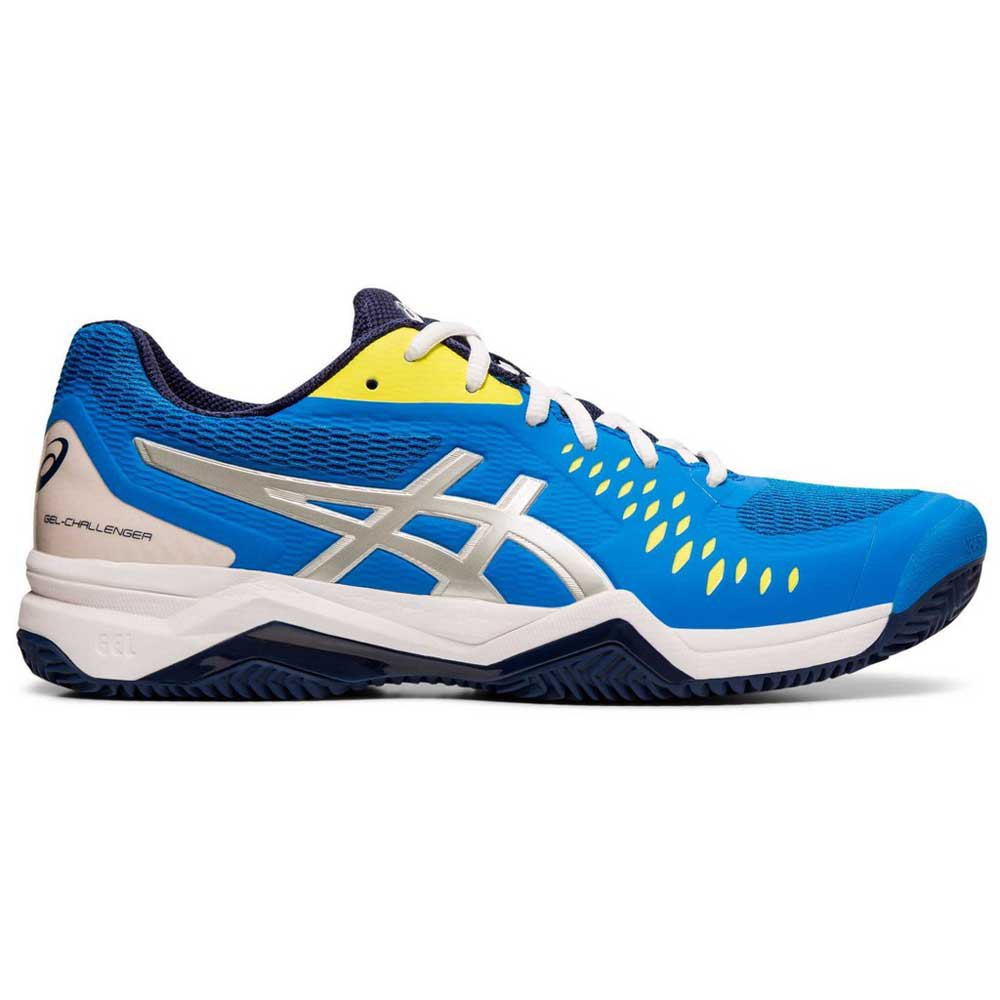 Asics Gel Challenger 12 Clay EU 40 Electric Blue / Silver