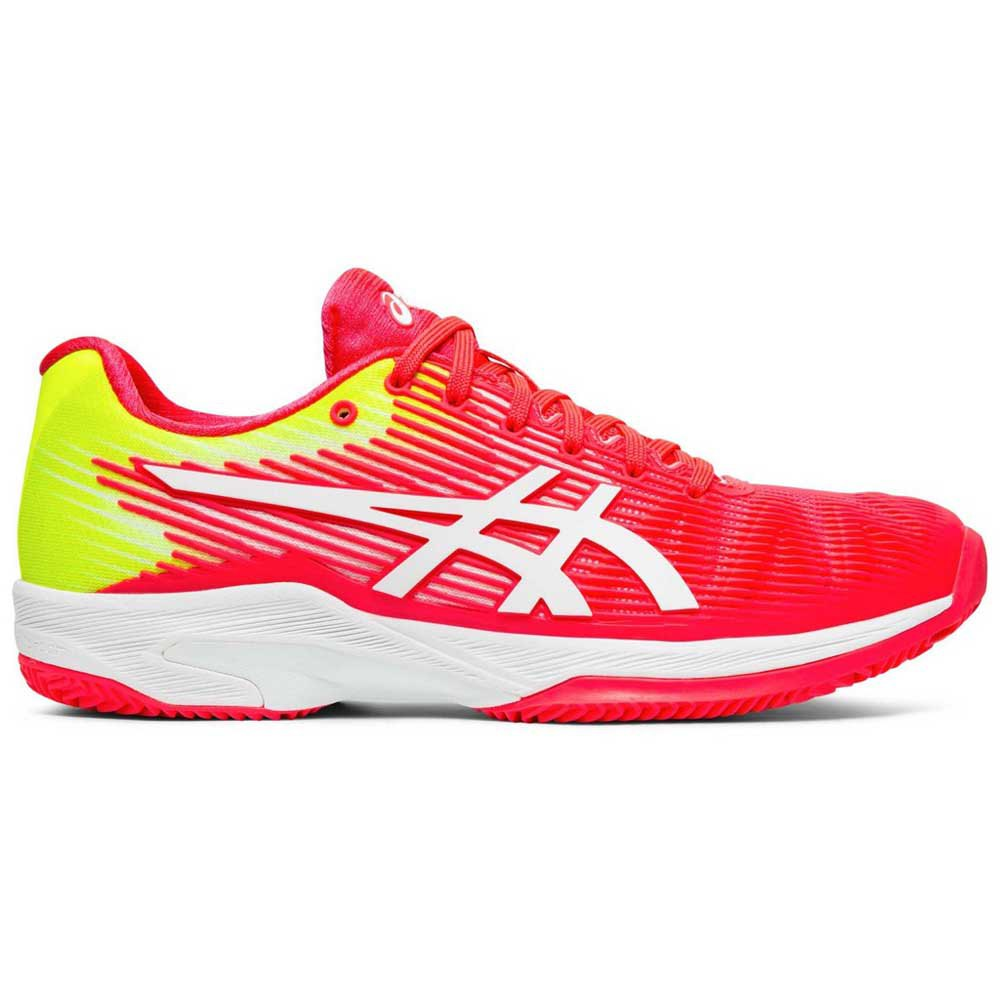 Asics Solution Speed Ff Clay EU 37 Laser Pink / White