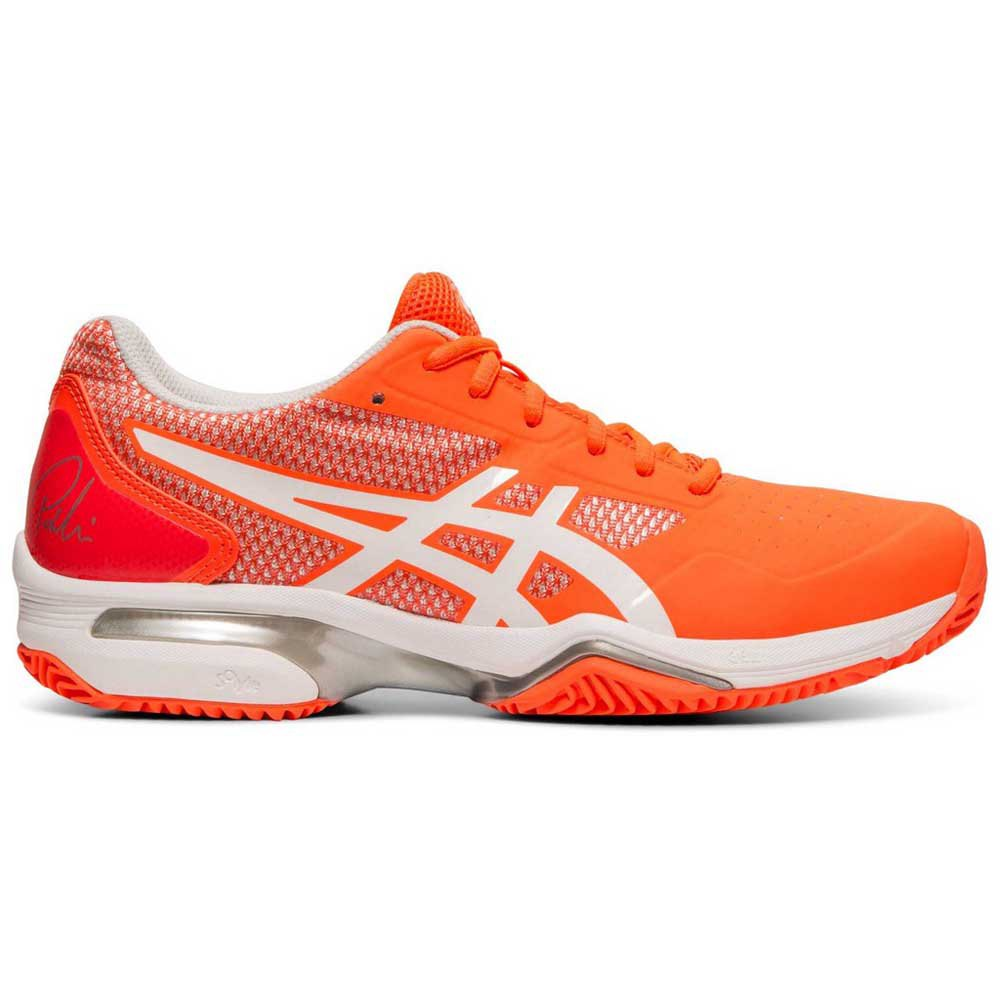 Asics Gel Lima Padel EU 37 Flash Coral / White