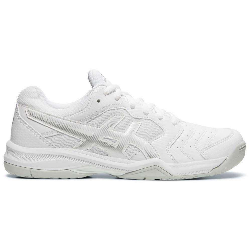 Asics Gel Dedicate 6 EU 35 1/2 White / Silver