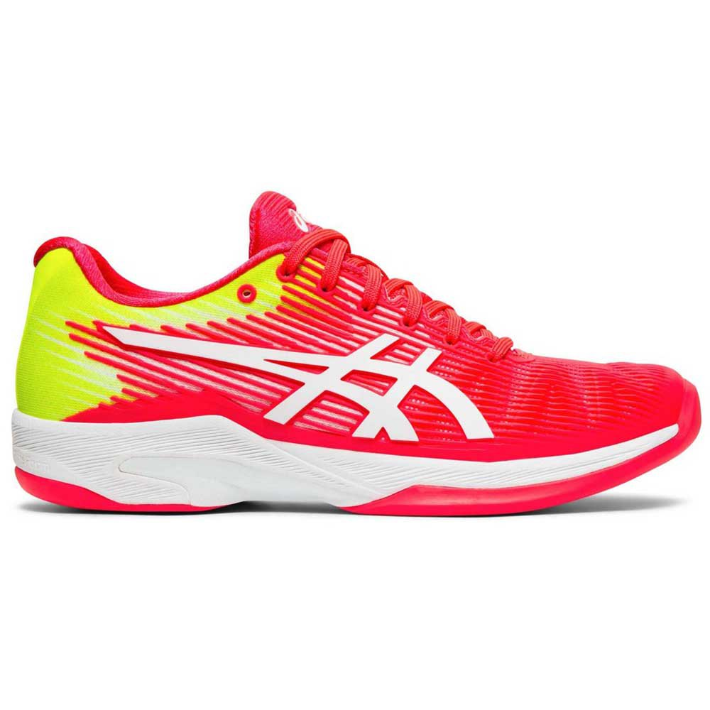 Asics Solution Speed Ff EU 37 Laser Pink / White