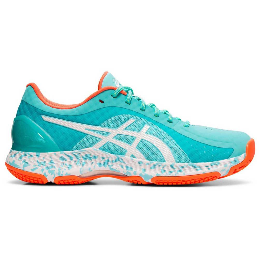 Asics Gel Netburner Super Ff EU 38 Ice Mint / White