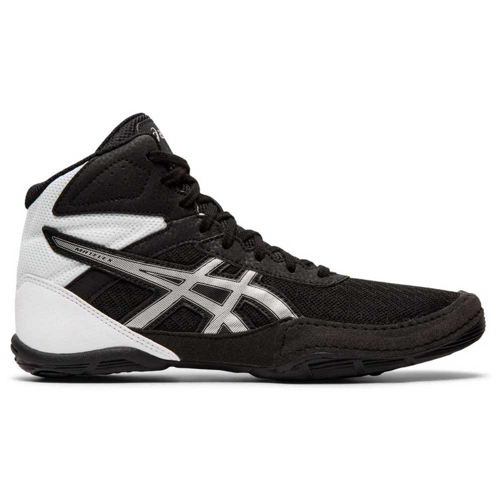 Asics Chaussures Matflex 6 Gs EU 32 Black / Silver