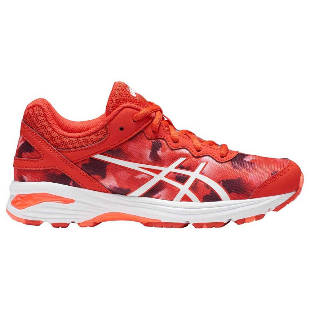 Asics Netburner Professional Gs EU 39 Fiery Red / White